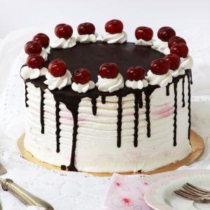 Paleo Fekete-erdő torta